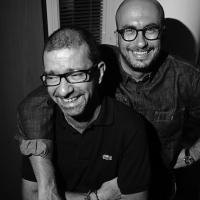 Eric Hadj et Pierre Terdjman, photographes