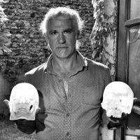 Olivier Juteau, maître verrier