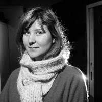 Daphné Mongibeaux, reporter