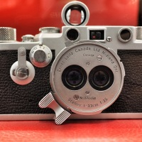 Wetzlar, 22/5/14. Stereo Leica @ The Westlicht auction.