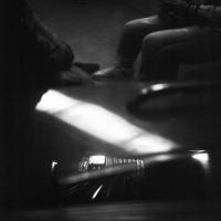 Paris métro ligne 14. #Rolleipaul